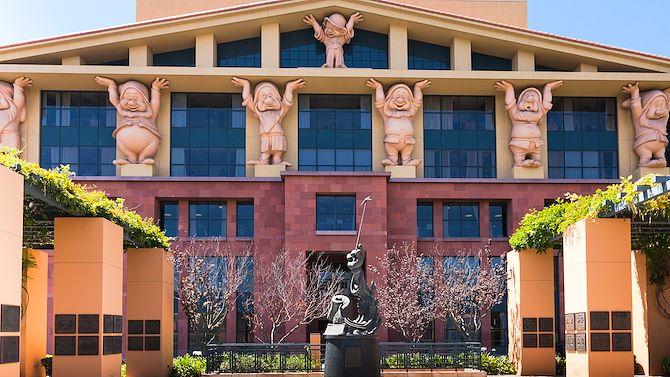 Walt Disney Studios 2
