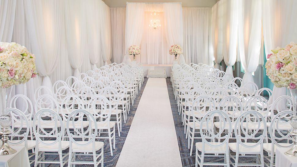 Modern Wedding Spaces