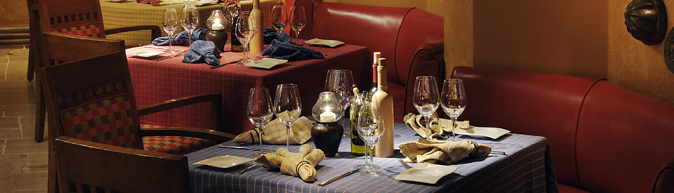 About Ristorante Tuscany