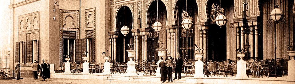 Historic Cairo palace