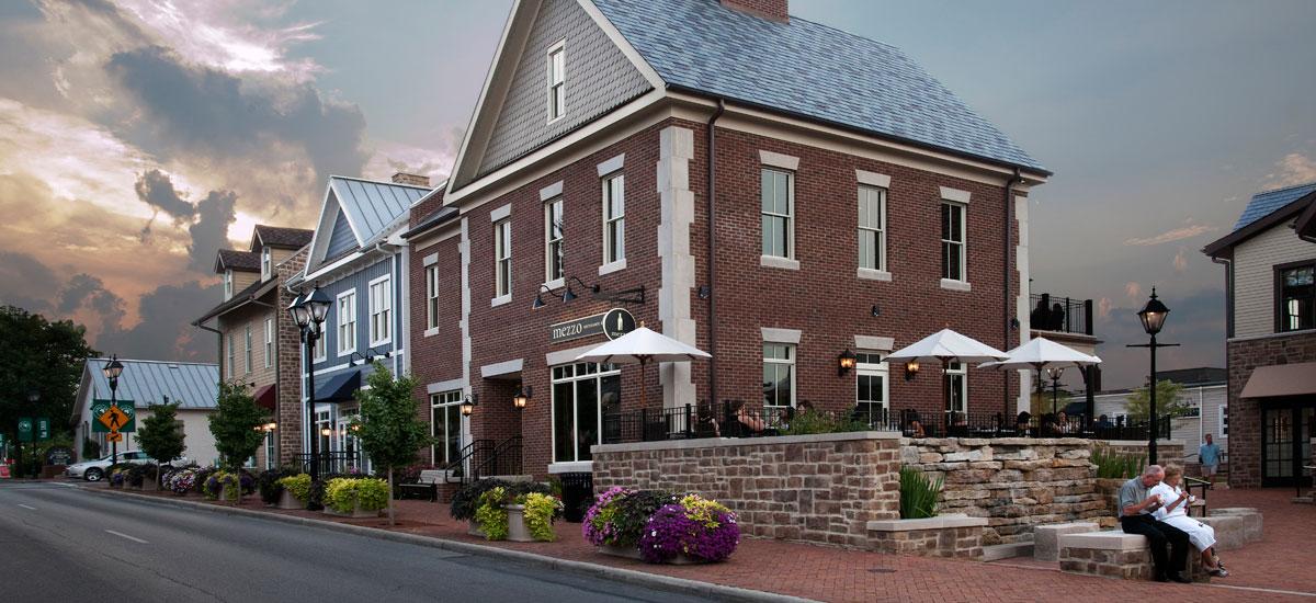 Dublin Ohio Historic Buildings