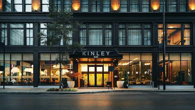 About Kinley Cincinnati Downtown