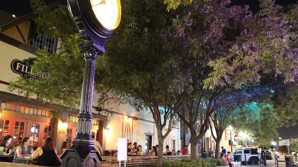 Downtown Plano