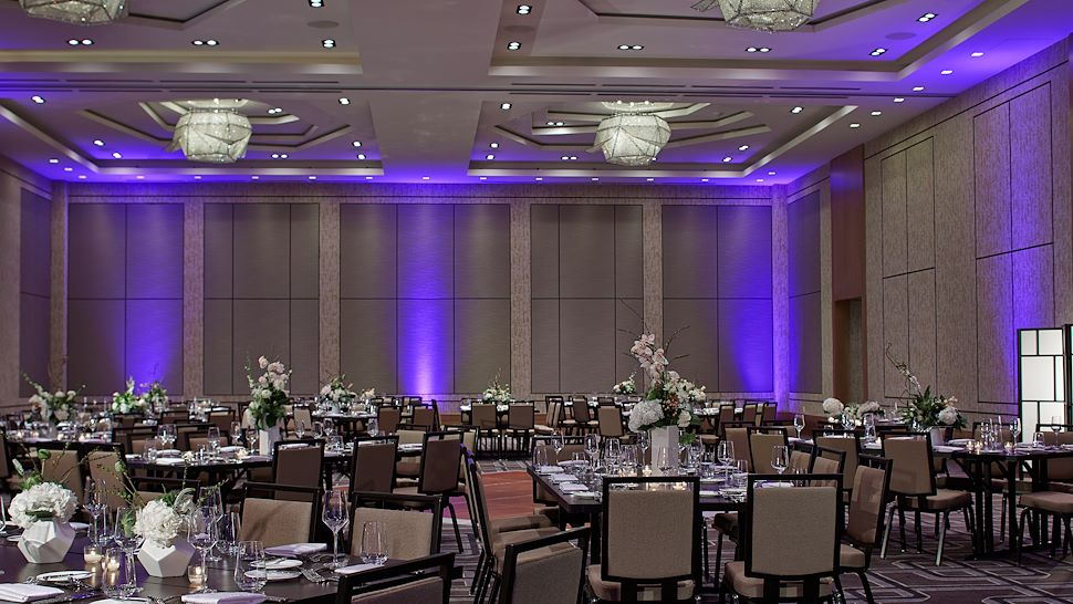 Windrose Ballroom | Squares of 10