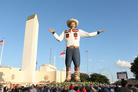 Big Tex, Texas State Fair