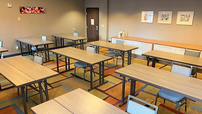 LASFI Hospitality Meeting Room