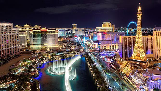 LASFI Vegas Strip