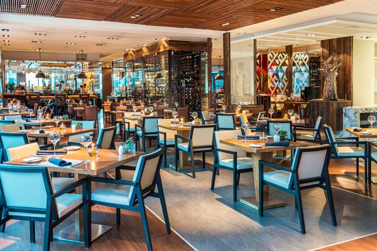 Restaurante Catae - Comedor