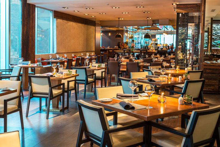 Restaurante Catae - Vista