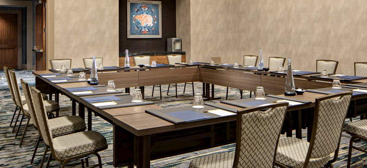 Conference Rooms & Breakout Space