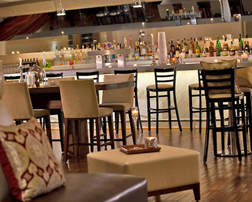 Newark Airport hotel bar