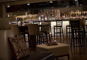 Newark hotel bar
