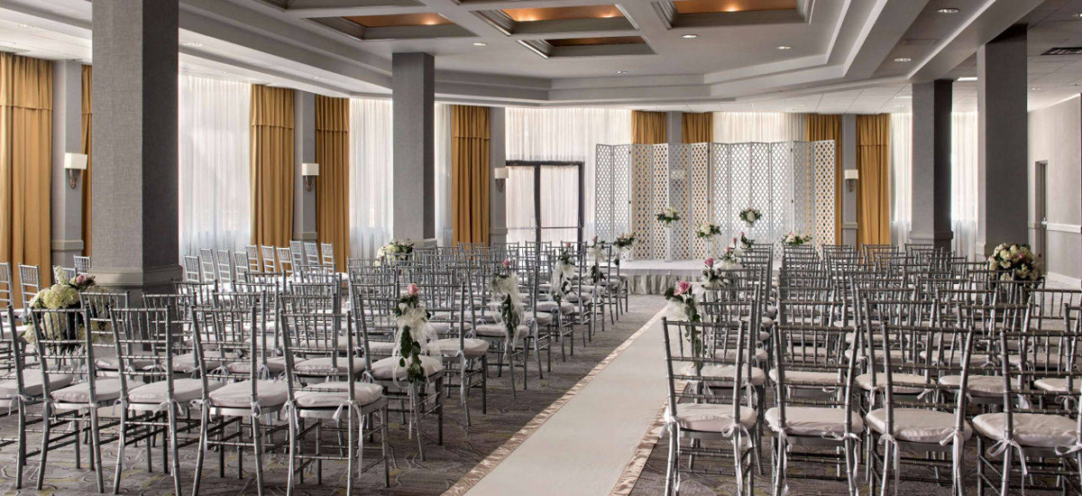 Northern NJ wedding reception venue