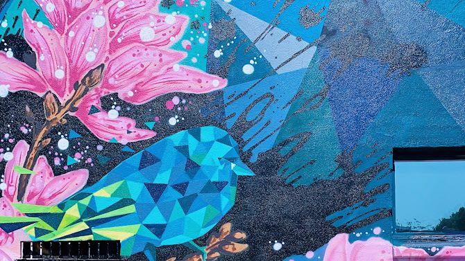 Burbank Murals