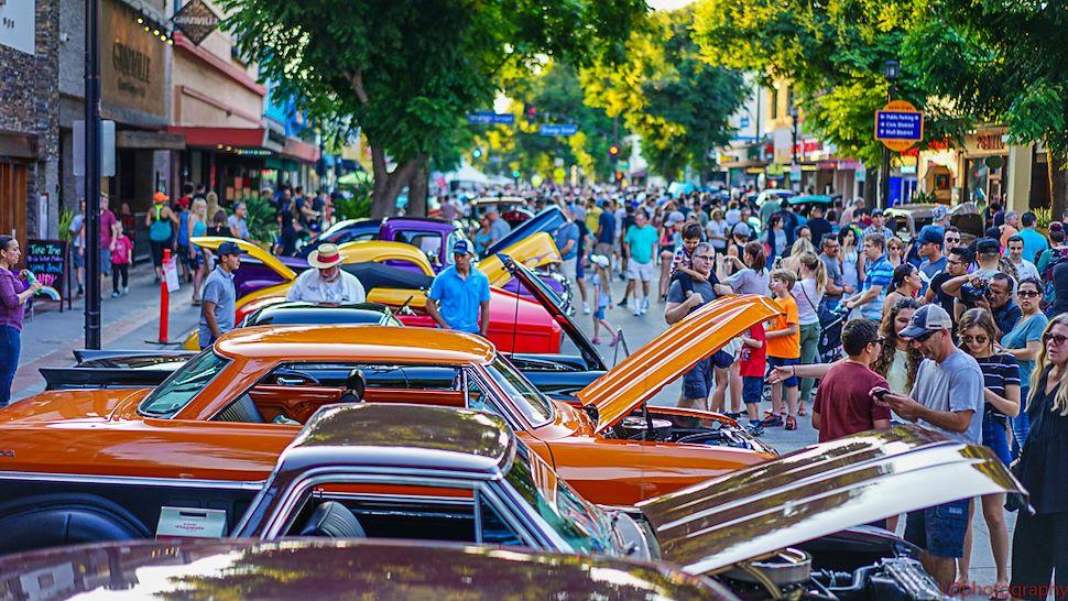 Downtown Burbank (Photo Credit: Visit Burbank)