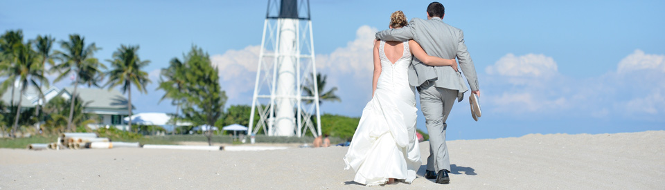 Fort Lauderdale beach wedding packages