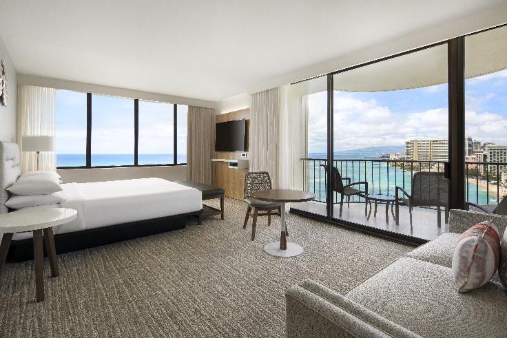 Waikiki Hawaii Luxury Suites Waikiki Beach Marriott