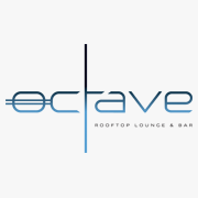 Octave Rooftop Lounge & Bar Logo