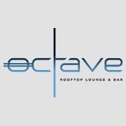 Octave Rooftop Lounge & Bar Logo
