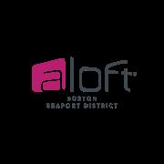 Aloft Boston Seaport District Logo
