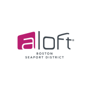 Aloft Boston Seaport District Logo