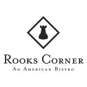 Rooks Corner: an American Bistro Logo