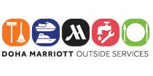 Doha Marriott Hotel Logo