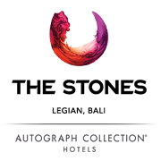 The Stones Hotel - Legian Bali, Autograph Collection Logo