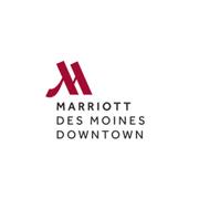 Des Moines Marriott Downtown Logo