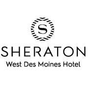 Sheraton West Des Moines Hotel Logo