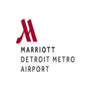 Detroit Metro Airport Marriott Logo