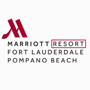Fort Lauderdale Marriott Pompano Beach Resort & Spa Logo