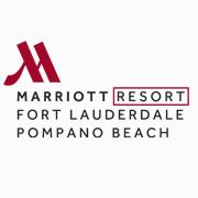 Fort Lauderdale Marriott Pompano Beach Resort & Spa Logo