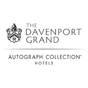 The Davenport Grand, Autograph Collection Logo