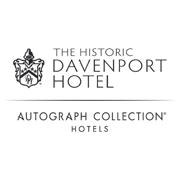 The Historic Davenport, Autograph Collection Logo