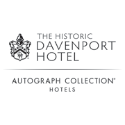 The Historic Davenport, Autograph Collection Logo