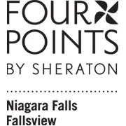 Four Points by Sheraton Niagara Falls Fallsview Logo