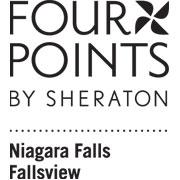 Four Points by Sheraton Niagara Falls Fallsview Logo