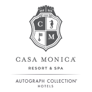 Casa Monica Resort & Spa, Autograph Collection Logo