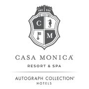 Casa Monica Resort & Spa, Autograph Collection Logo