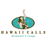 Hawaii Calls Restaurant Logo
