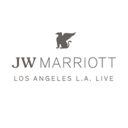 JW Marriott Los Angeles L.A. LIVE Logo