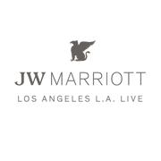 JW Marriott Los Angeles L.A. LIVE Logo