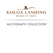 Koloa Landing Resort at Poipu, Autograph Collection Logo