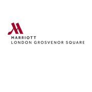 London Marriott Hotel Grosvenor Square Logo