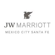 JW Marriott Hotel Mexico City Santa Fe Logo