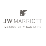 JW Marriott Hotel Mexico City Santa Fe Logo