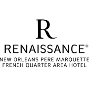 Renaissance New Orleans Pere Marquette French Quarter Area Hotel Logo