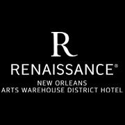 Renaissance New Orleans Arts Warehouse District Hotel Logo