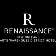 Renaissance New Orleans Arts Warehouse District Hotel Logo